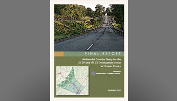 Greene County Multimodal Corridor Study – 2009